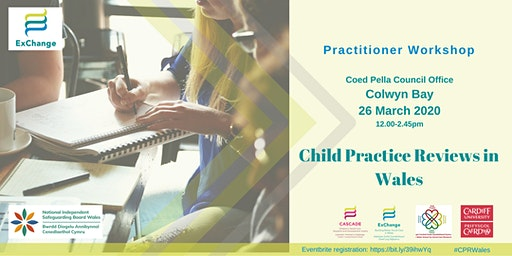 Child Practice Reviews in Wales - COLWYN BAY