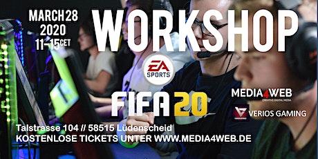 FIFA 20 DER WORKSHOP Tickets