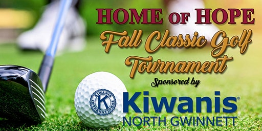 Home of Hope Fall Classic Sponsored by North Gwinnett Kiwanis
