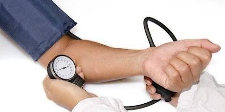 Blood Pressure Session Oshawa tickets