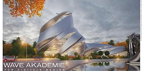 Einführung in 3D Welten - Berufsbild 3D Artist tickets