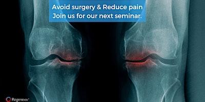 FREE Seminar: Alternatives to Surgery - Las Vegas Feb 19