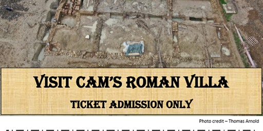 Roman Villa/Bath House Guided Walks - Cam