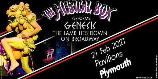 The Musical Box 2021 (Pavilion, Plymouth)