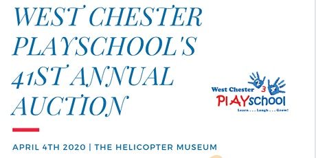 West Chester Playschool's 41st Annual Auction tickets