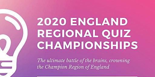 2020 England Regional Quiz Championships