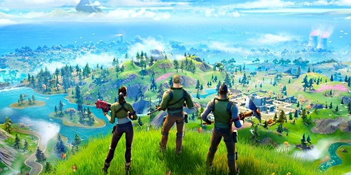 Intel Game Night: Fortnite Friday