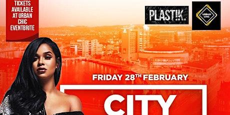 Urban Chic Reunion at Plastik tickets