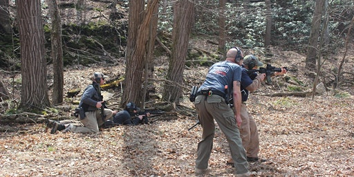 Mid-Range Rifle/Room Clearing & Teamwork