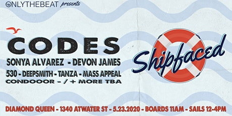 OTB Presents: Shipfaced Detroit w/Codes tickets