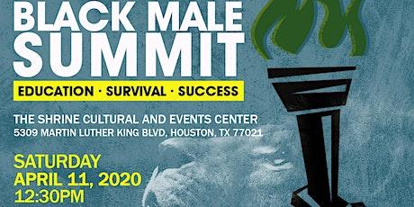 BLACK MALE SUMMIT tickets