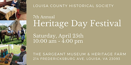 Annual Heritage Day Festival