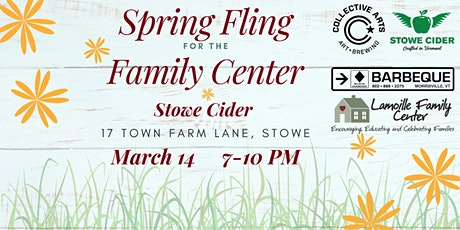 Spring Fling for the Family Center tickets