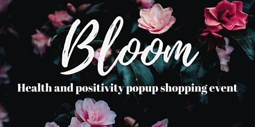Bloom Popup Shopping Event
