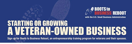 Boots to Business Reboot Pittsburgh tickets