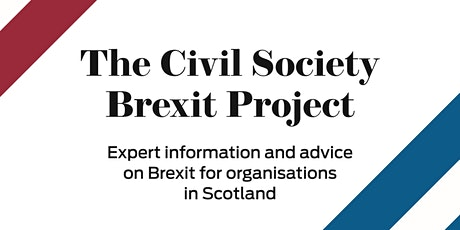 Brexit and the Voluntary Sector with Human Rights Consortium Scotland tickets