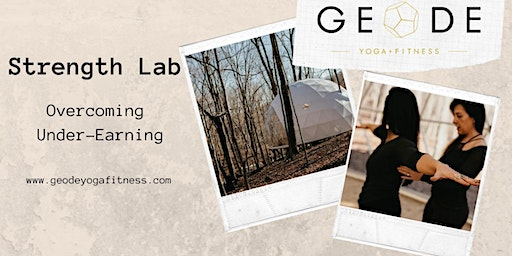 GEODE Isometric Strength Lab ~ Overcoming Under-Earning