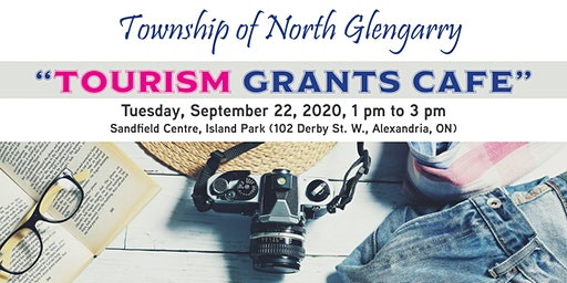 North Glengarry Tourism Grants Café
