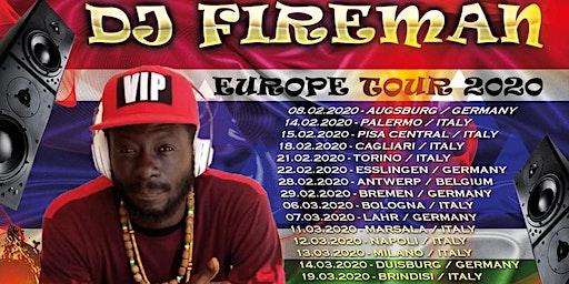 Riddim Up      /w DJFireman ( Gambia ) Only Show i