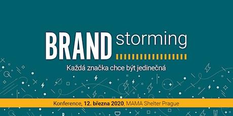 Konference BRANDstorming tickets