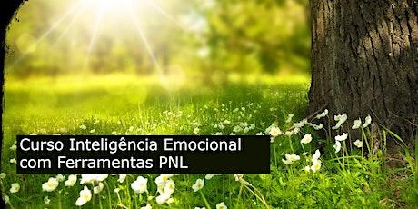 Curso inteligência emocional com ferramentas de Pnl bilhetes