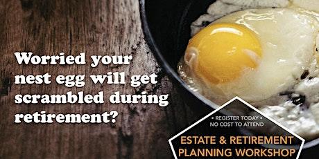 Springfield: Free Estate & Retirement Planning Workshop tickets
