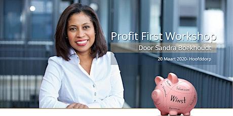 Workshop Introductie Profit First | Sandra Boekhoudt – Wealthy Wise Women tickets