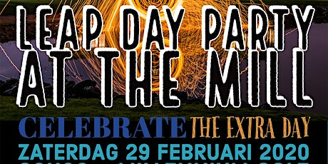 Leap Day Party at the Mill tickets