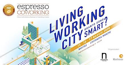 Espresso Coworking 2020 - Civitanova Marche biglietti