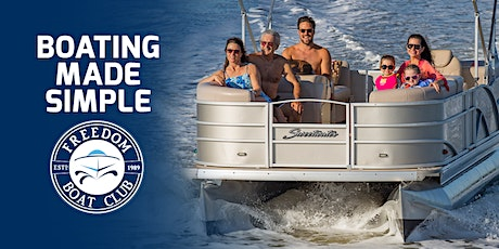 Freedom Boat Club - Yeti Cooler Giveaway at WNY Boat Show tickets
