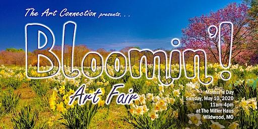 Call for Artists - Bloomin' Art Fair