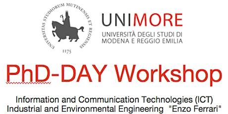 PhD-DAY Workshop tickets