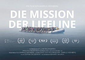 "Film Screening ""Mission Lifeline (Die Mission der Lifeline)"" & Debate"