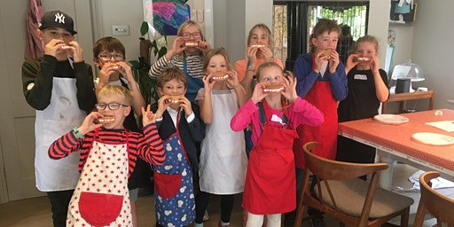 Children's Saturday Cookery Club