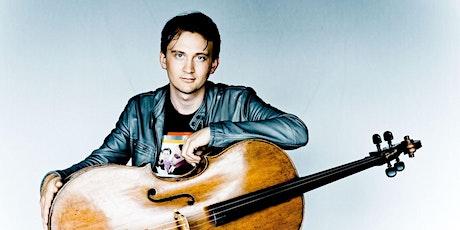 Geannuleerd - Donatieconcert Bach de 6 suites voor cello solo BWV 1007-1012 tickets