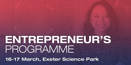 SETsquared Exeter Entrepreneurs' Programme: roadtest your startup tickets