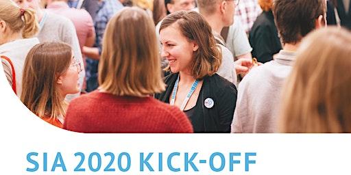 Social Impact Award 2020 Kick-Off