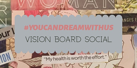MONATogether Vision Board Social tickets