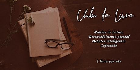 Clube do livro - Desenvolvimento pessoal tickets