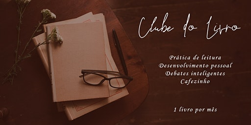 Clube do livro - Desenvolvimento pessoal