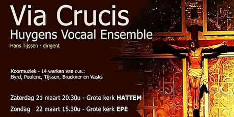 Concert HVE - Via Crucis tickets