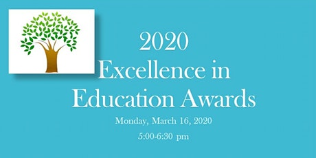 2020 Excellence in Education Awards tickets