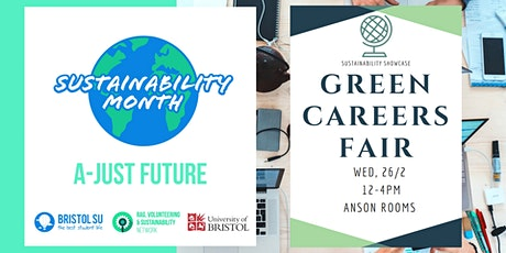 Sustainability Showcase: Green Careers Fair and Local Business Market tickets