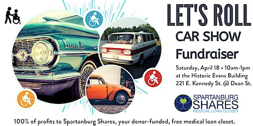 Let's Roll: Car Show Fundraiser