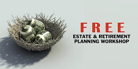 Galena: Free Estate & Retirement Planning Workshop tickets