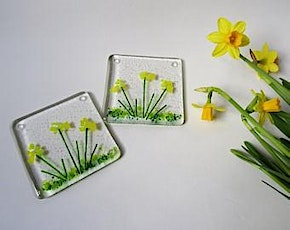 POSTPONED DUE TO COVID 19 - Spring Flowers Fused Glass Workshop with Jane Essery tickets