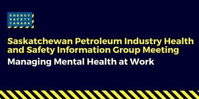 Information Group Meeting: Managing Mental Health at Work
