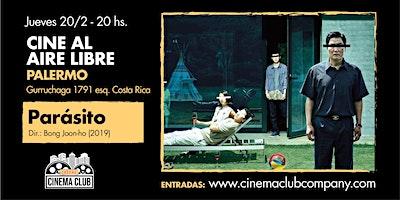Cine al Aire Libre: PARASITO (2019) - Jueves 20/2