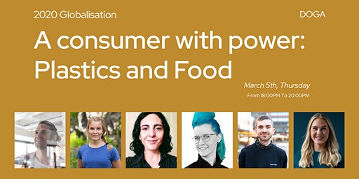 DGF2020 // A consumer with power: Plastics and Food
