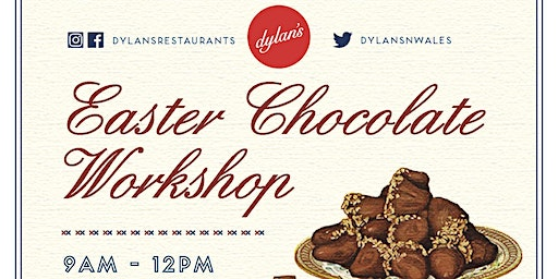Easter Chocolate Workshop - Llandudno